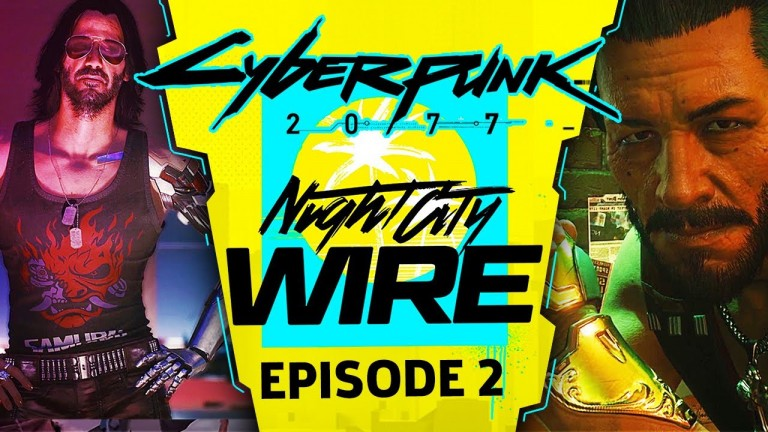 Cyberpunk 2077 Night City Wire Episode 2 - pregled