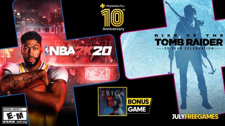 PlayStation Plus igre za srpanj 2020.