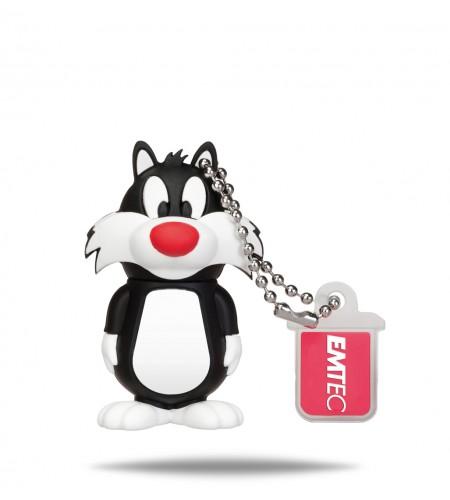 Emtec Looney Tunes - Sylvester 16GB USB Flash drive
