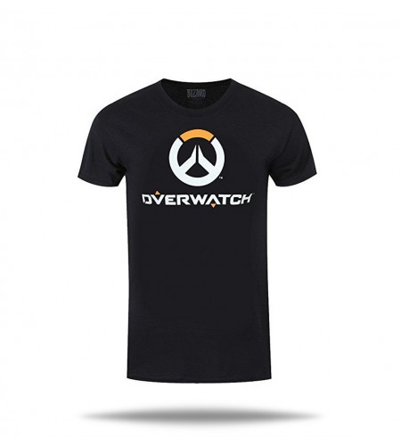 Jinx Overwatch Full Logo Premium T-shirt (Large)