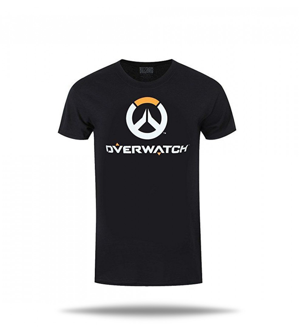 Jinx Overwatch Full Logo Premium T-shirt (X-Large)