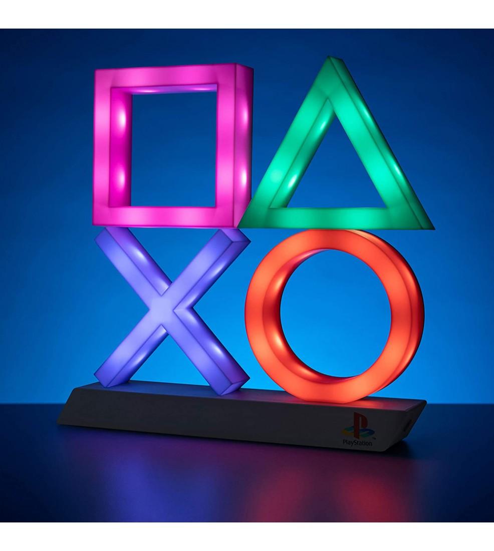 Paladone PlayStation Icons Light XL