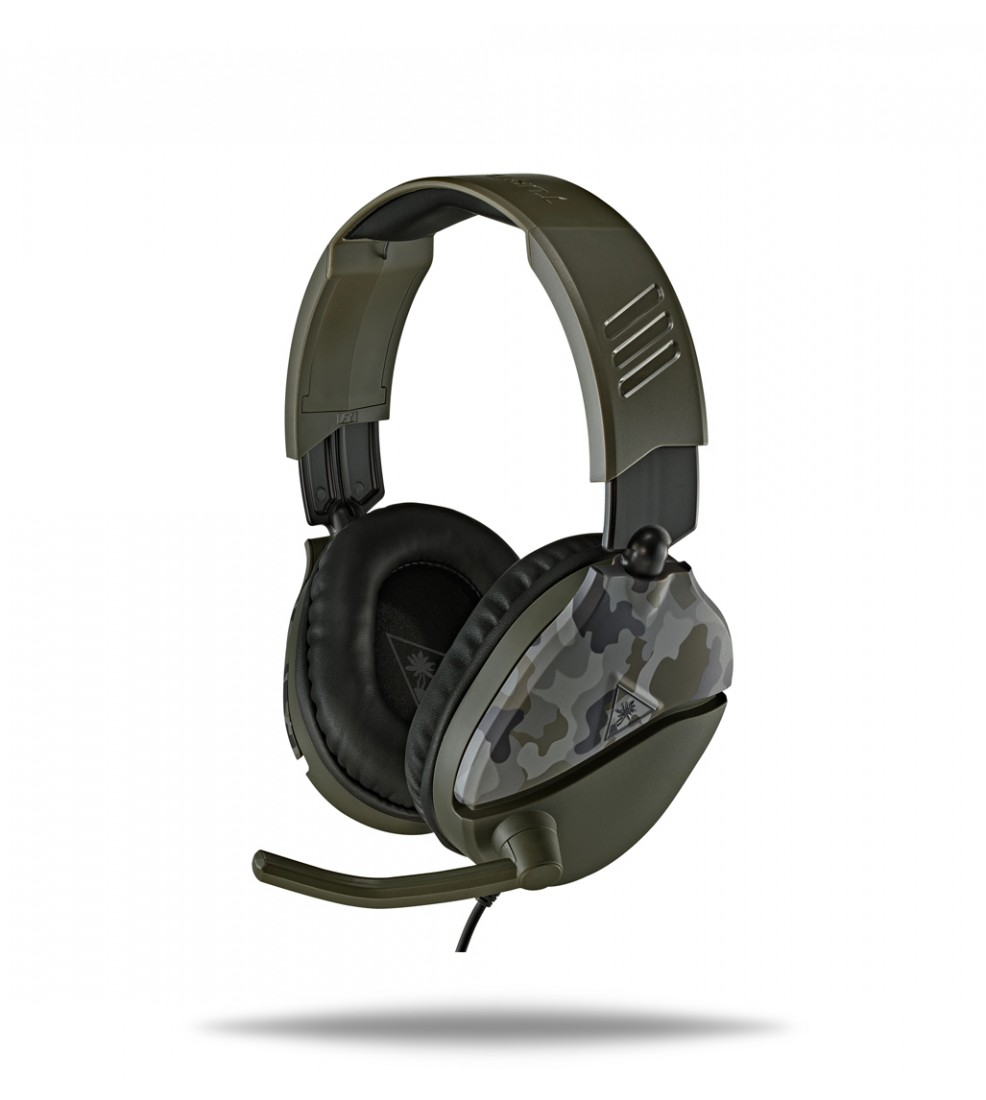 Turtle Beach Recon 70 Camo Green PS4 headset