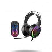 Marvo Scorpion MH01BK miš + slušalice set