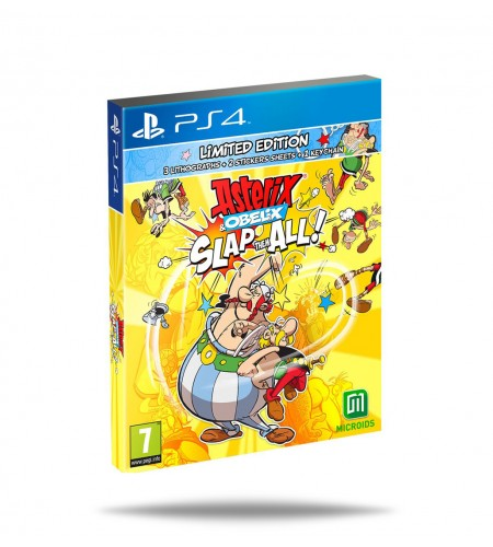 Asterix & Obelix: Slap them All! Limited Edition PS4 (Preorder)