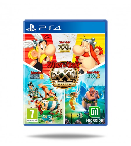 Asterix & Obelix XXL Collection PS4 (Preorder)