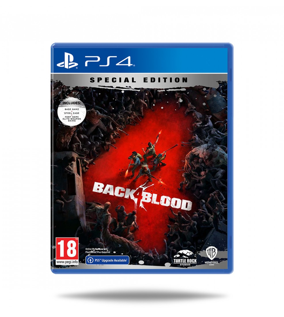 Back 4 Blood Special Day 1 Edition PS4
