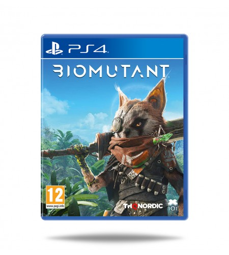 Biomutant PS4 (Preorder)