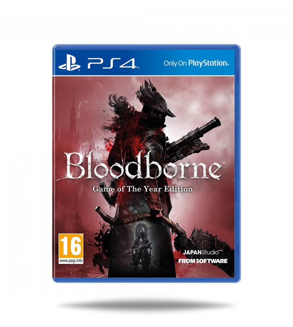 Bloodborne GOTY Edition PS4