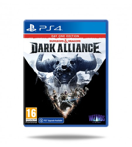 Dungeons & Dragons: Dark Alliance Day One Edition PS4 (Preorder)