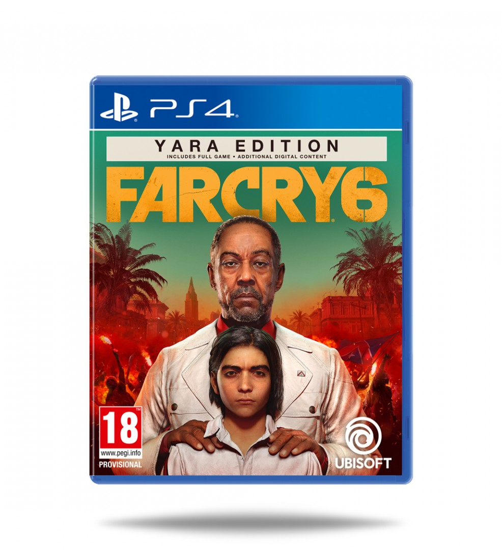 Far Cry 6 Yara Special D1 Edition PS4 (Preorder)