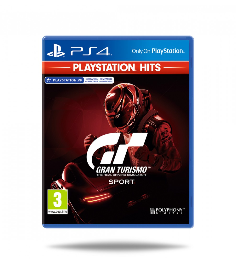 Gran Turismo Sport (PS Hits) PS4