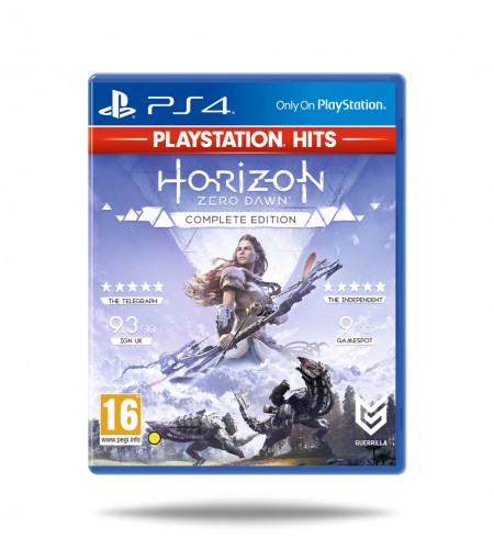 Horizon: Zero Dawn Complete Edition (PS Hits) PS4