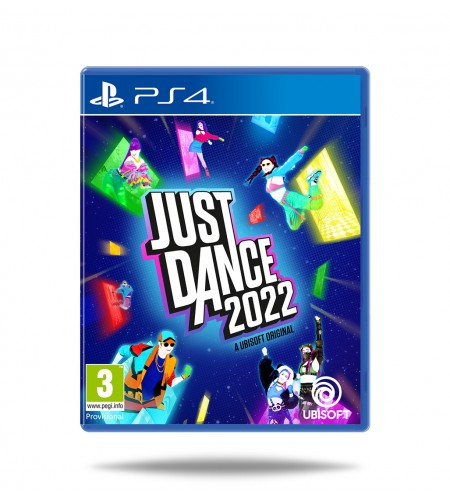 Just Dance 2022 PS4 (Preorder)