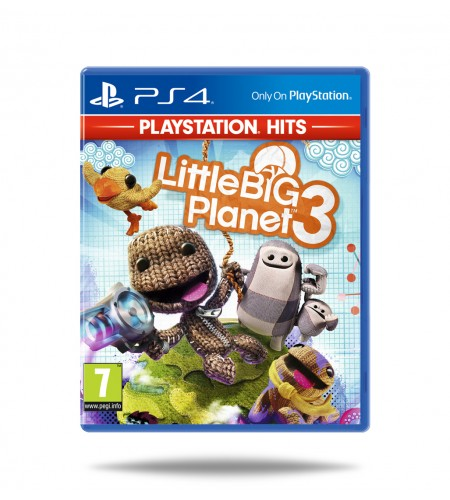 Little Big Planet 3 (PS Hits) PS4