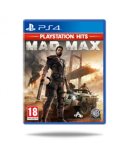 Mad Max (PS Hits) PS4