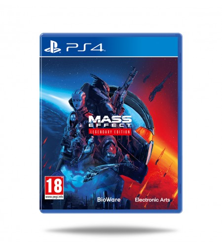Mass Effect Legendary Edition PS4