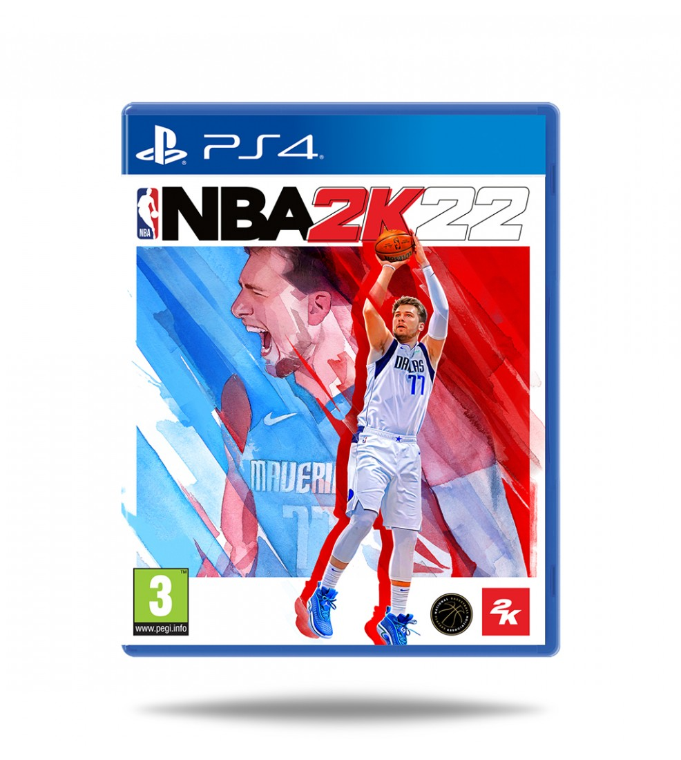 NBA 2K22 Day One Edition PS4