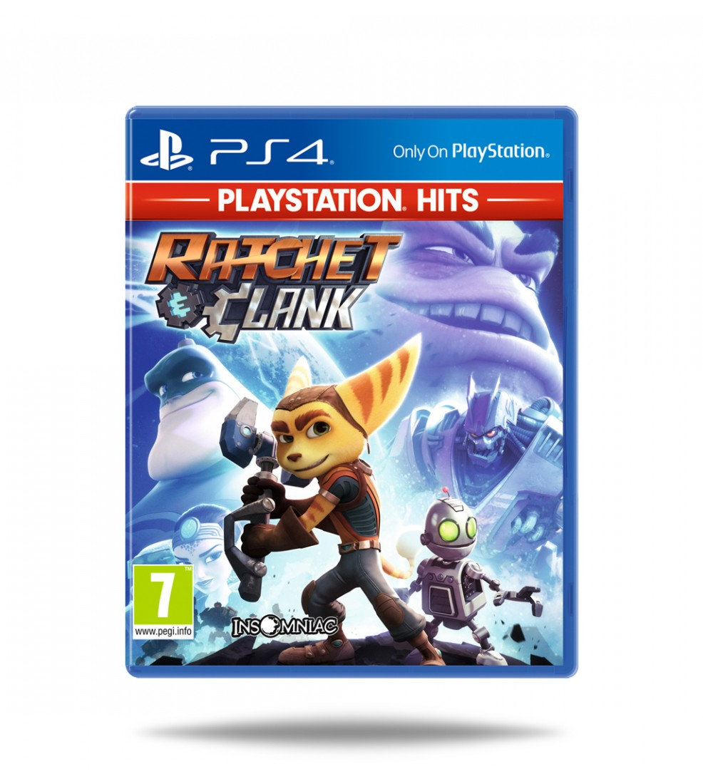 Ratchet & Clank (PS Hits) PS4
