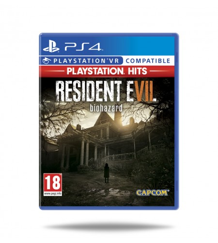 Resident Evil 7 Biohazard (PS Hits) PS4