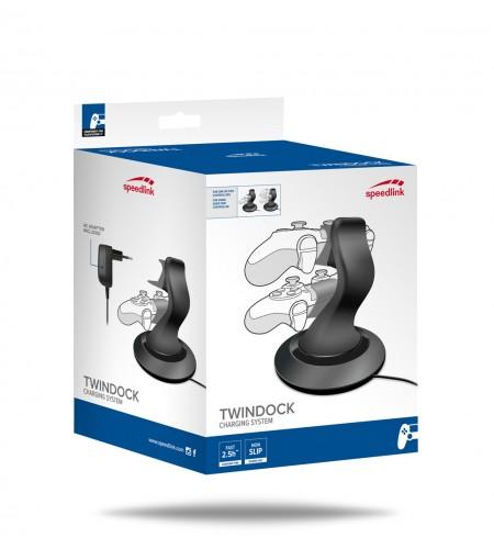 Speedlink PS4 Twindock punjač za kontrolere