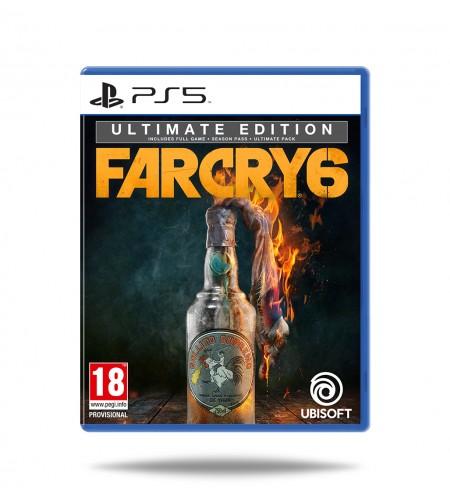 Far Cry 6 Ultimate Edition PS5 (Preorder) + Preorder bonus DLC