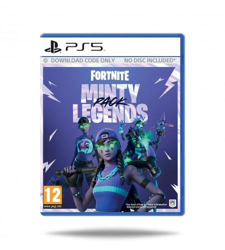 Fortnite: Minty Legends Pack PS5 (Preorder)