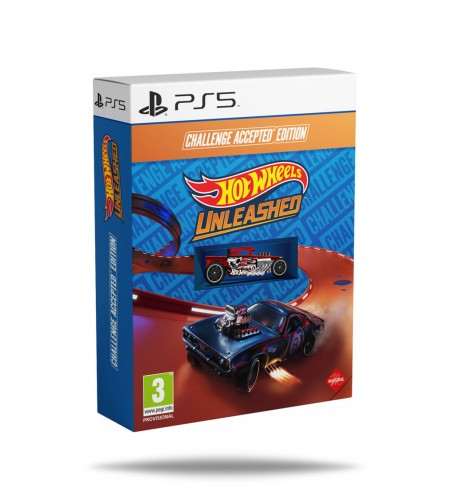 Hot Wheels Unleashed - Challenge Accepted Edition PS5 (Preorder)