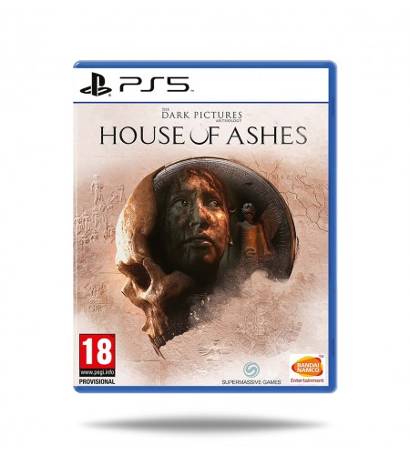 The Dark Pictures Anthology: House of Ashes PS5