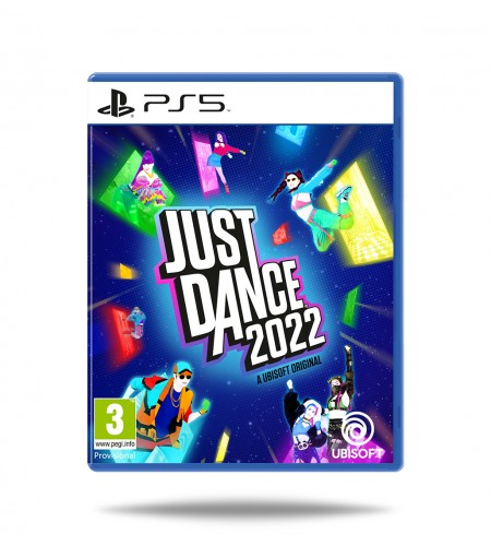 Just Dance 2022 PS5 (Preorder)