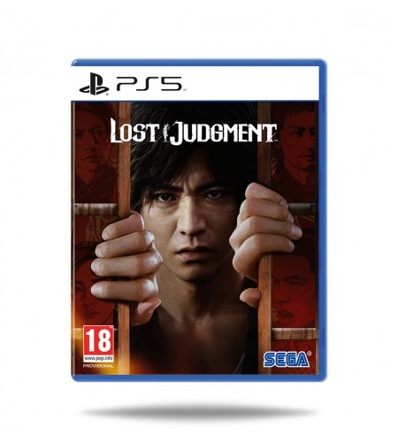 Lost Judgment PS5