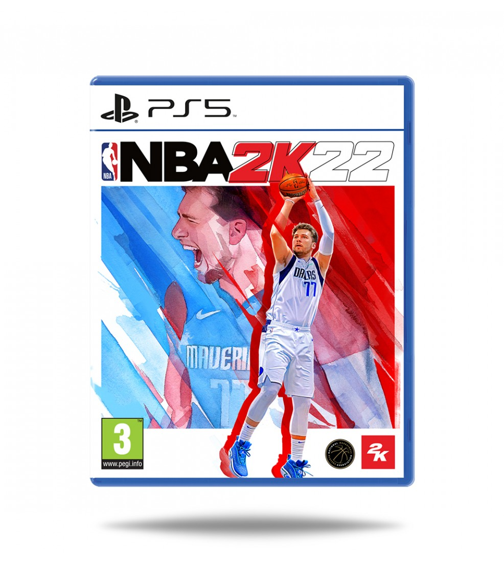 NBA 2K22 Day One Edition PS5