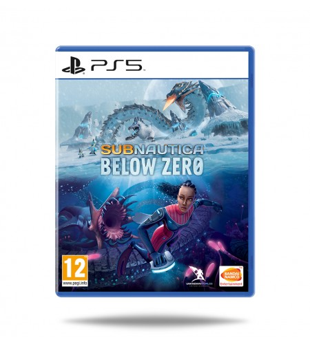 Subnautica: Below Zero PS5 (Preorder)