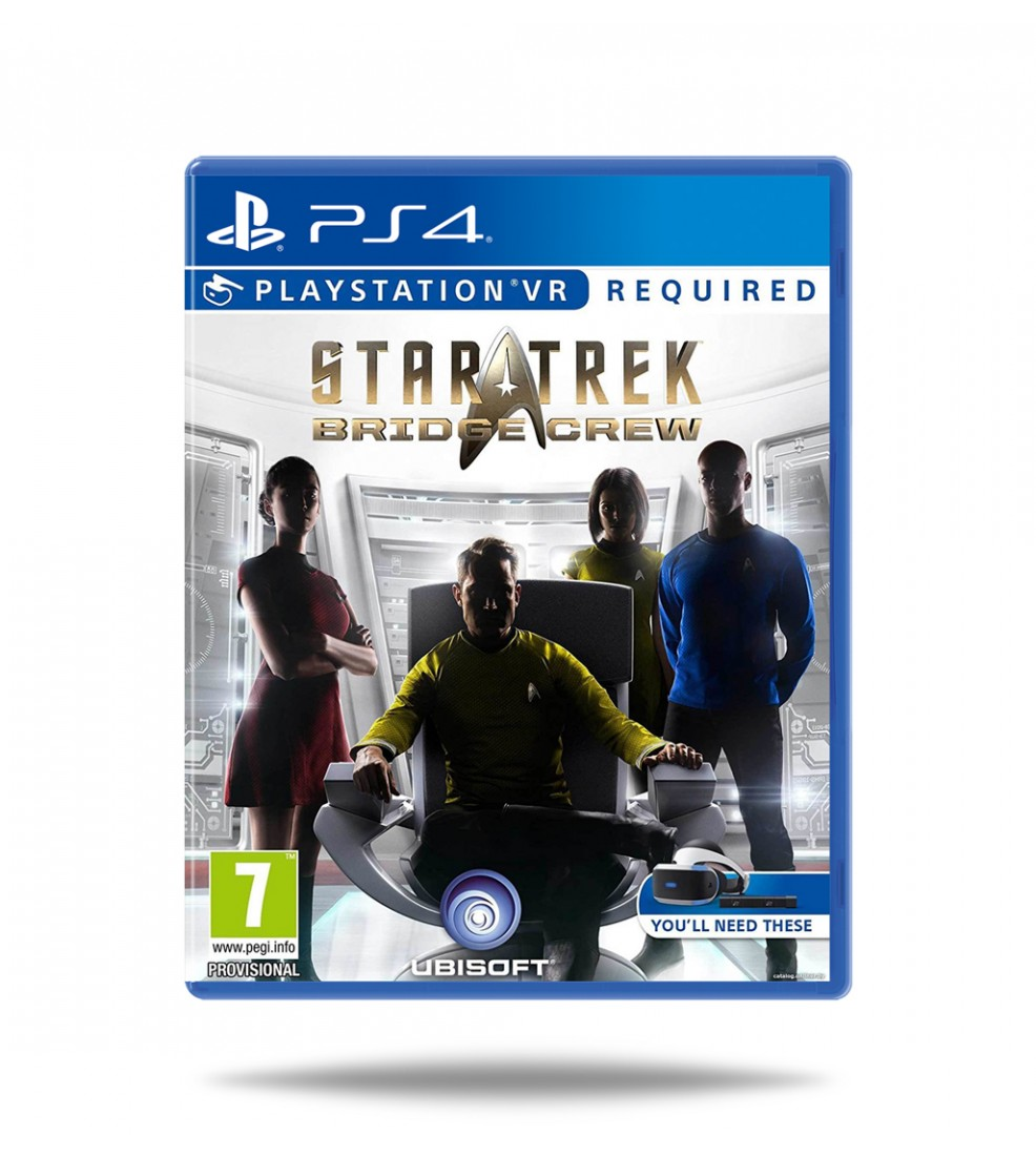 Star Trek: Bridge Crew PS VR