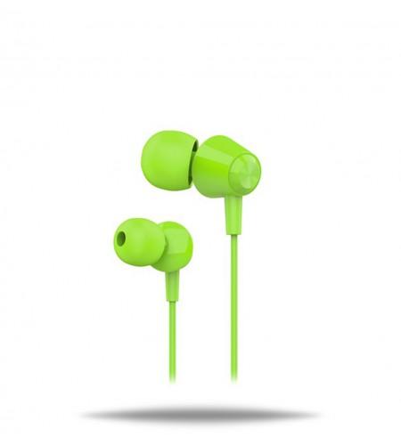 Hytech HY-XK30 Green slušalice s mikrofonom