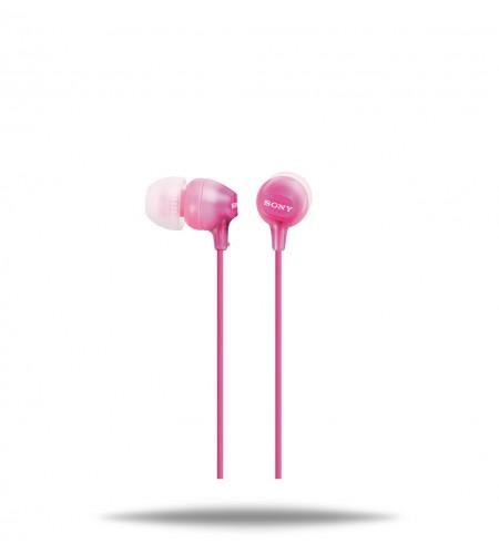 Sony MDR-EX15LP Pink slušalice