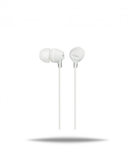 Sony MDR-EX15LP White slušalice
