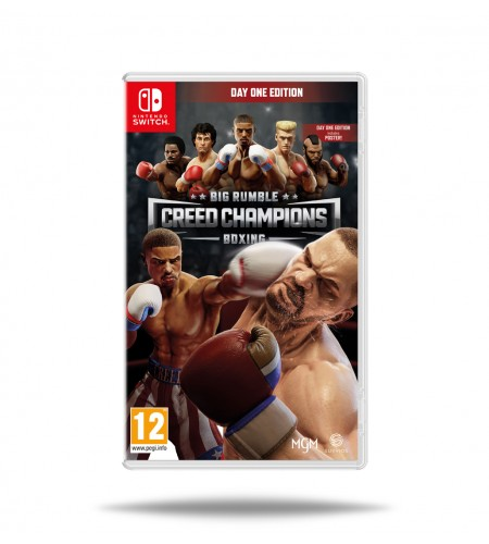 Big Rumble Boxing: Creed Champions - Day One Edition Nintendo Switch