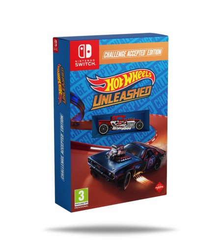 Hot Wheels Unleashed - Challenge Accepted Edition Nintendo Switch (Preorder)