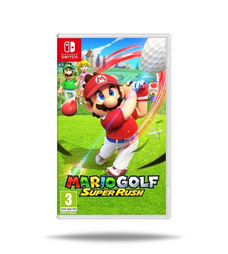 Mario Golf Super Rush Nintendo Switch (Preorder)