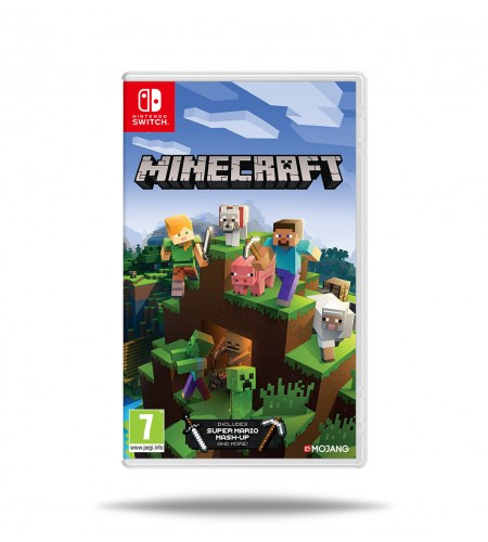 Minecraft Bedrock Edition Nintendo Switch