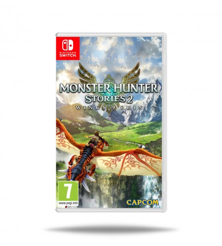 Monster Hunter Stories 2: Wings of Ruin Nintendo Switch (Preorder)