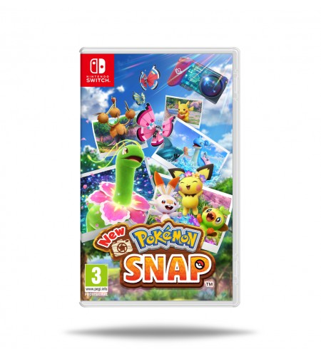 New Pokemon Snap Nintendo Switch (Preorder) + Preorder bonus