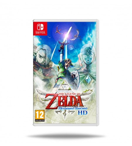 The Legend of Zelda: Skyward Sword HD Nintendo Switch (Preorder)