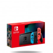 Nintendo Switch v2 konzola Neon Red/Blue