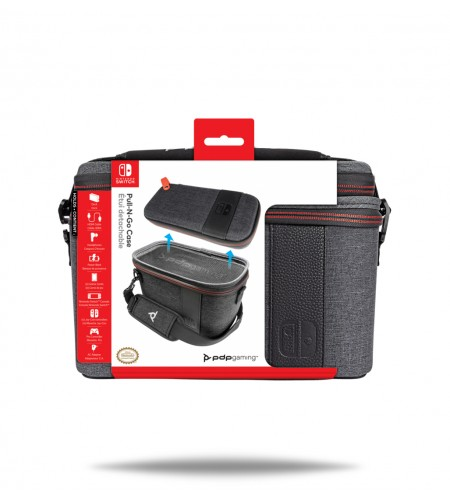 PDP Nintendo Switch Pull-N-Go Case - Elite Edition
