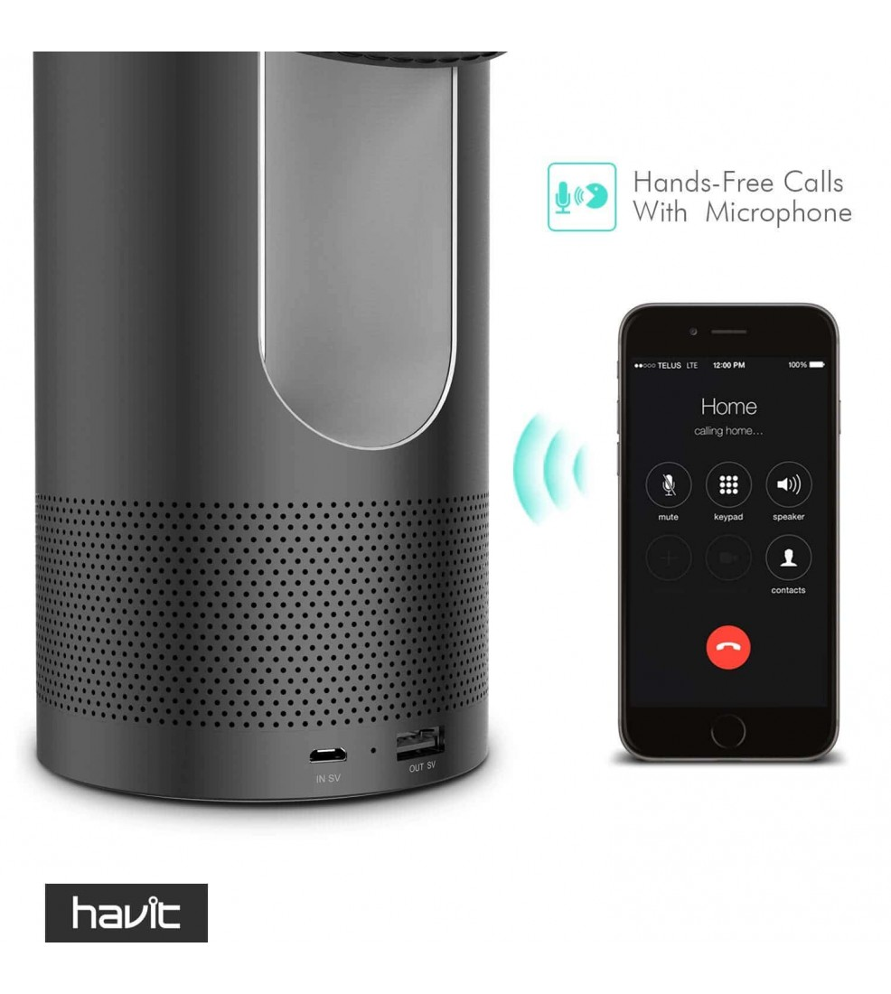 Havit HV-M9 Black Bluetooth zvučnik