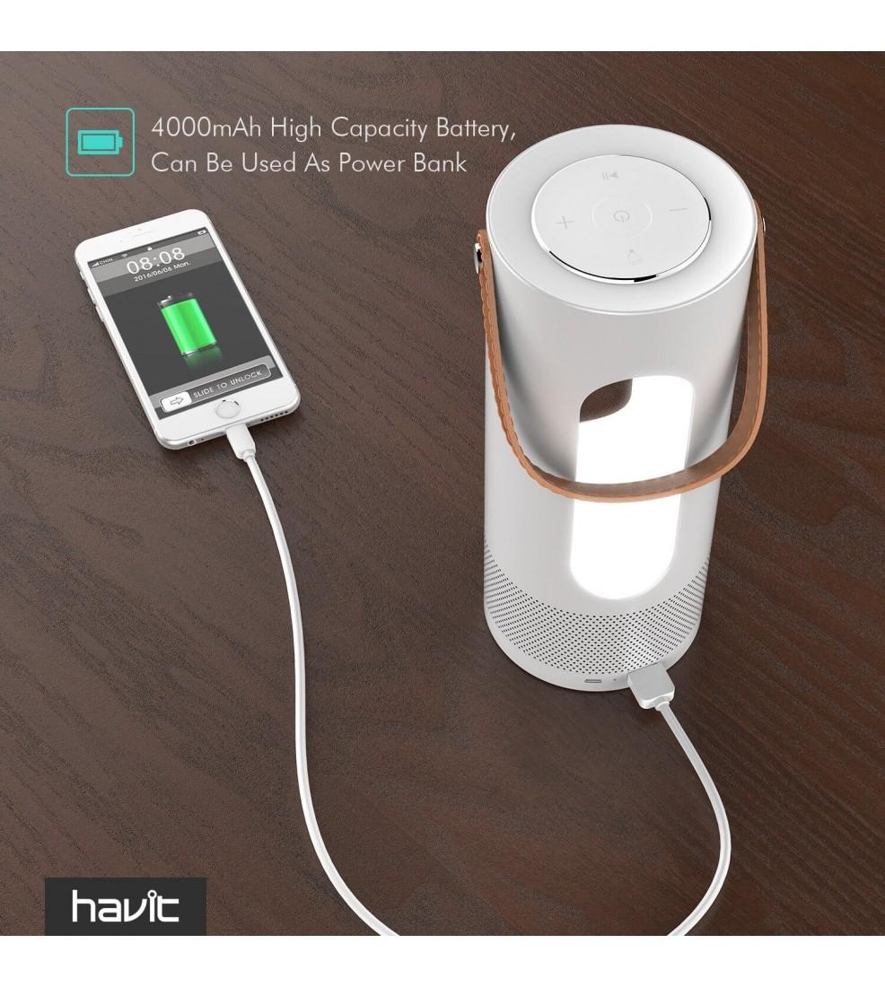 Havit HV-M9 Silver Bluetooth zvučnik