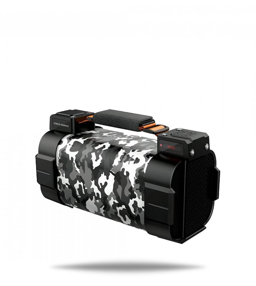 Maxmobile Street Beat iBox 6 Bluetooth Army zvučnik