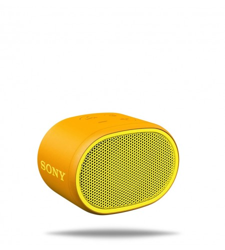 Sony SRS-XB01 Bluetooth Yellow zvučnik